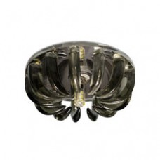 Светильник 1196 G4-35W дымчатый