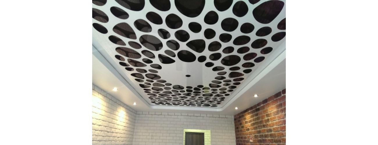 Резные натяжные потолки Apply в Могилеве