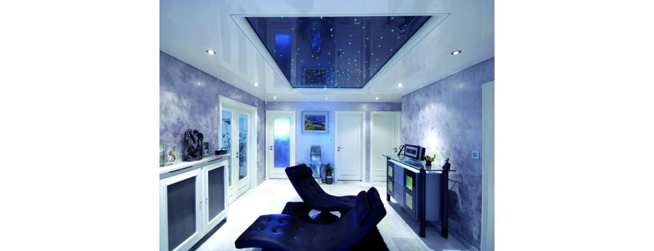 Натяжные потолки звездное небо в Могилеве