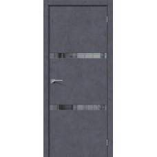 Порта-55 4AF Graphite Art Mirox Grey